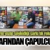 Taksim esnafından çapulculara şarkı!