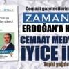 Bunu da yaptılar! ZAMAN yazarından Başbakan Erdoğan'a çirkin hakaret!
