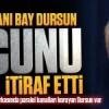 RTÜK Başkanı Bay Dursun suçunu itiraf etti!