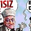 İşte orantısız zekayla çıkan Fetoş'un İsrail aşkına dair karikatür!
