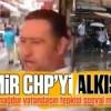 İzmir CHP'yi alkışlıyor!