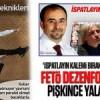 İşte FETÖ dezenformatörü Uslu'nun pişkince yalanının belgesi