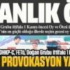 PKK, DHKP-C, FETÖ ve Doğan Grubu ittifakından 1 Kasım için şeytani plan