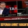 Rus tetikçiliğine soyunan Ahmet Hakan'a canlı yayında tokat gibi cevap