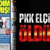 PKK Elçi'yi neden öldürdü?