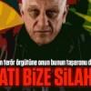 PKK'nın sözde lideri Batı'ya yalvardı; bize silah verin!