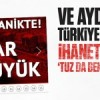 """Ve Aydın Doğan Türkiye aleyhindeki ihanet cephesine """"tuz da benden"""" diye koşar!"""
