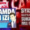 Siyasi mevta Selo'ya Aydın Doğan'dan suikast yalanlı imaj çalışması!
