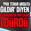"""""""PKK terör örgütü değildir"""" diyen Baro Başkanı'nı PKK'lılar öldürdü"""