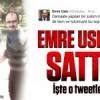 Emre Uslu FETÖ'yü sattı mı; işte o tweetlerinin şifresi!