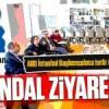 ABD İstanbul Başkonsolosu'ndan Fetocu terör örgütü medyasına skandal ziyaret