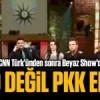 Beyaz Show'da da PKK propagandası