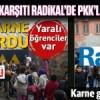 Hürriyet'te PKK karşıtı Radikal'de PKK'lı Doğan medyası