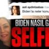 Aslı'dan Biden nasıl gazımızı aldı selfie'si!