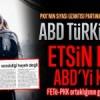 """PKK'nın siyasi uzantısı partiden ABD'ye """"Türkiye'yi işgal et"""" çağrısı!"""