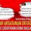 PKK terör örgütünün ortağı FETÖ darbe çığırtkanlığına başladı