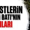 Erdoğan: Teröristlerin elindeki Batı'nın silahı