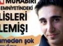 Tutuklu Vatan muhabiri polisi fişlemiş!