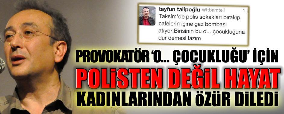 Milattan Tayfun Talipoğlu Hakkında şok Iddia Medyagündem