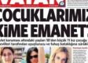 """Vatan'ın manşetine Aile Bakanlığı'ndan """"çarpıtmayın"""" açıklaması"""