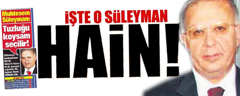 suleyman-hain