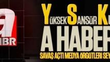 YSK'dan A Haber'e yeni yasak!