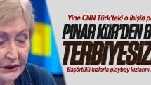 CNN Türk'te başörtülülere büyük terbiyesizlik!
