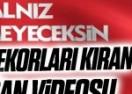 İzlenme rekorları kıran Erdoğan videosu