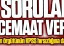 Gülen örgütünün KPSS hırsızlığına dair şok itiraf