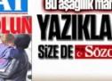 Milat Gazetesi'nden 'Sözcü'leşen çirkin manşet!