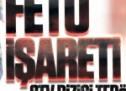 Feto işareti verdi STV dizisi terörist ilan etti!