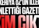 Zekeriya Öz'ün illegal dinlettiği gazeteci kim çıktı?