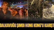 """CNN'in """"dalkavuğu"""" şimdi Hong Kong'u karıştırıyor!"""