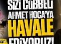 Aydın Doğan ve o elemanlarını Cübbeli Ahmet Hoca'ya havale ediyoruz!