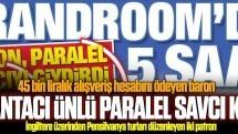 Takvim'in manşetindeki avantacı ünlü paralel savcı kim?
