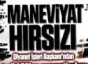 Diyanet İşleri Başkanı'ndan tarihi Gülen cemaati çıkışı!