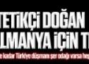 Ne kadar Türkiye düşmanı şer odağı varsa hepsinin avukatı Doğan medyası