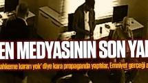 Gülen medyasının son yalanı Emniyet'in açıklamasıyla deşifre