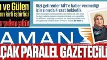 İşte Doğan ve Gülen medyasının kirli işbirliği; o haber yalan çıktı!