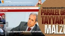 Paralel örgüte Şamil Tayyar malzemesi!