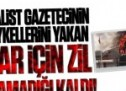 Kemalist gazeteci utanmasa PKK'lıların alınlarından öpecek!