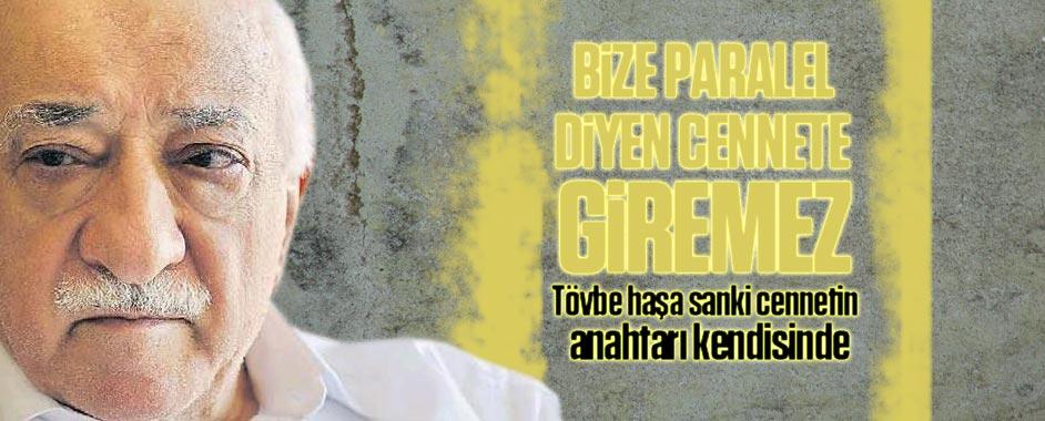 Gülen'den skandal cennet yorumu!