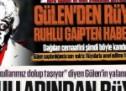 """""""Okullarımız dolup taşıyor"""" diyen Gülen'in yalanı ortaya çıktı!"""