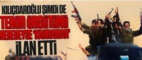 """Kılıçdaroğlu şimdi de terör örgütünü neredeyse """"kahraman"""" ilan etti!"""