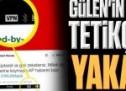 Gülen'in en müptezel tetikçisi fena yakalandı!
