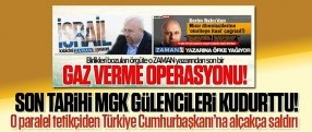 O paralel tetikçiden Türkiye Cumhurbaşkanı'na alçakça saldırı!