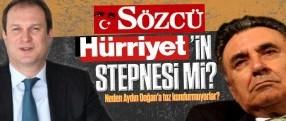 Sözcü Hürriyet'in stepnesi mi?