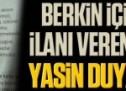 Berkin için taziye ilanı veren Fetullah Gülen'in Yasin duyarsızlığı