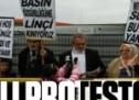 Ekrem Dumanlı protesto edildi