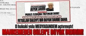 Mahkemeden Gülen'e büyük indirim!